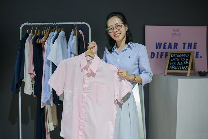 Designing functional clothes for the differently abled | Youth.SG