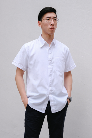 Slim-Fit Short Sleeve Shirt – MagSnap