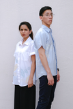 Leave UV: Slim-Fit Short Sleeve Shirt