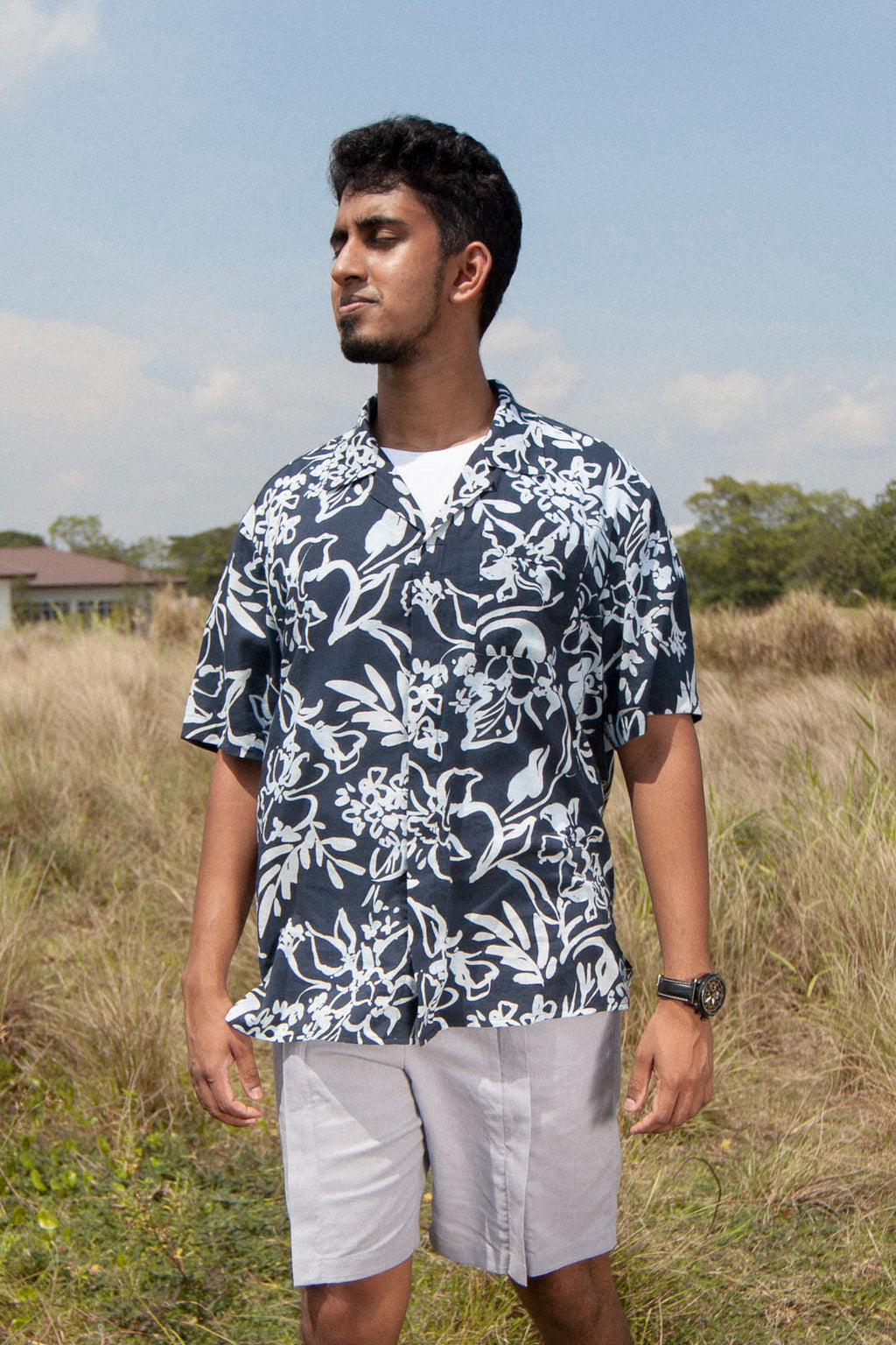 Tropical Short Sleeve Shirt – MagSnap