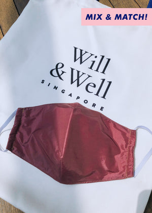Will Be Well | Duckbill Mask (Adult)