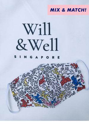 Will Be Well | Duckbill Mask (Child)