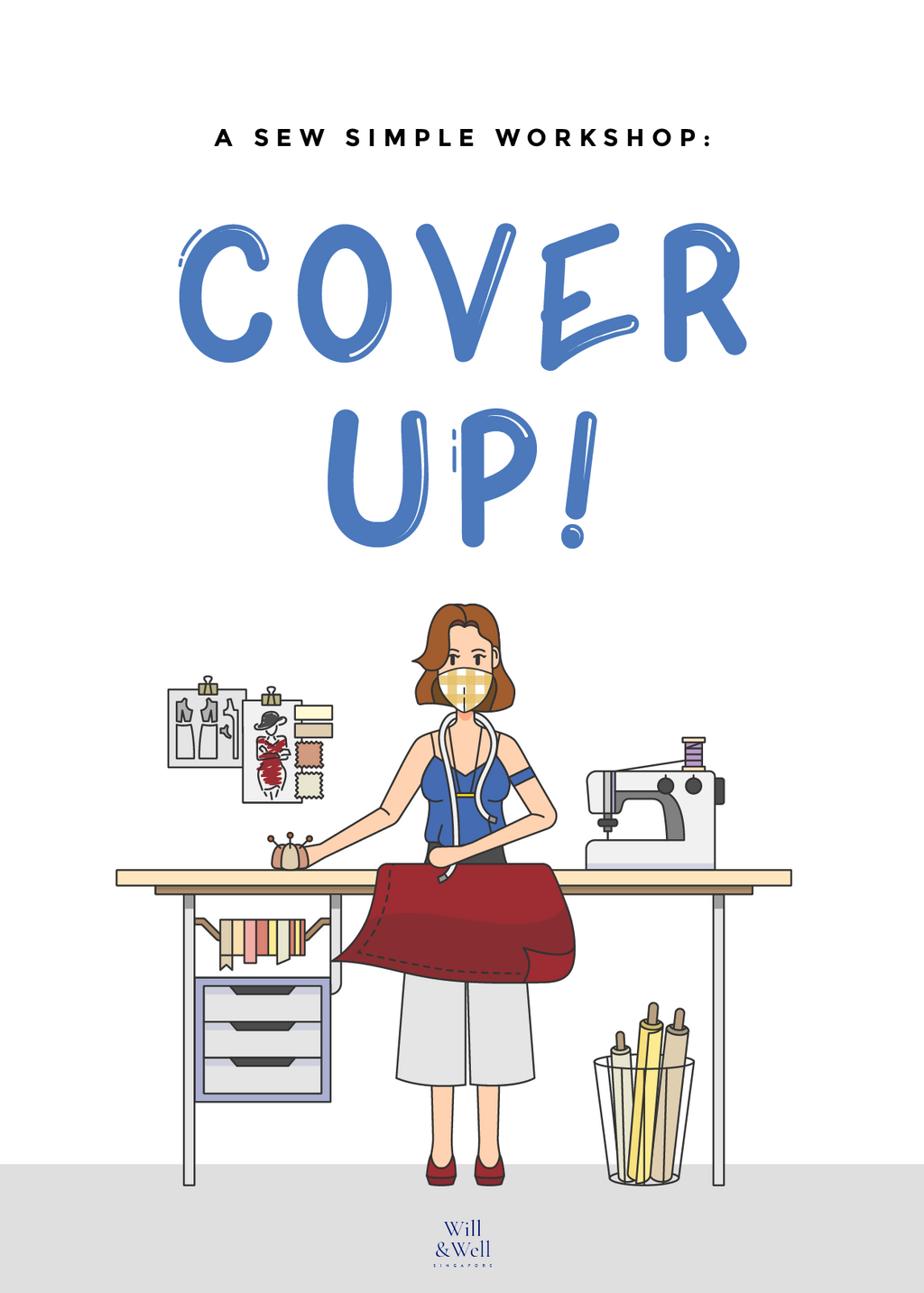 Sew Simple: Cover Up!