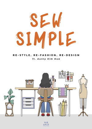 Sew Simple: Re-Style, Re-Fashion, Re-Design