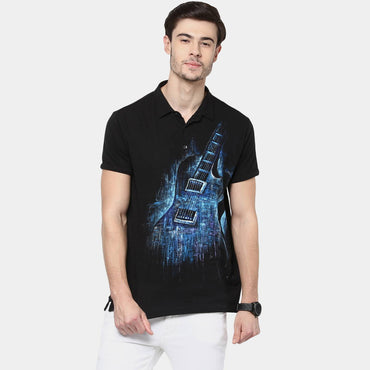 Guitar Polo Black