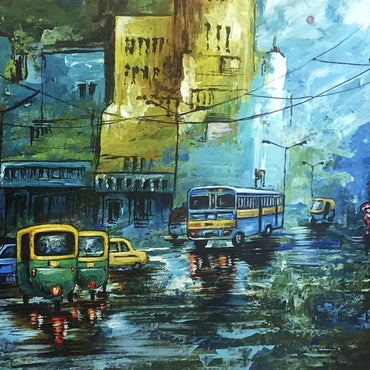 Monsoon in the City