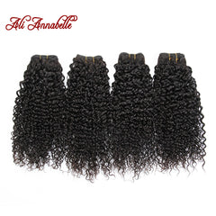 Grade 8A Brazilian Kinky Curly Virgin Hair
