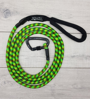 Oi Mate! Adventure Carabiner Rope Lead