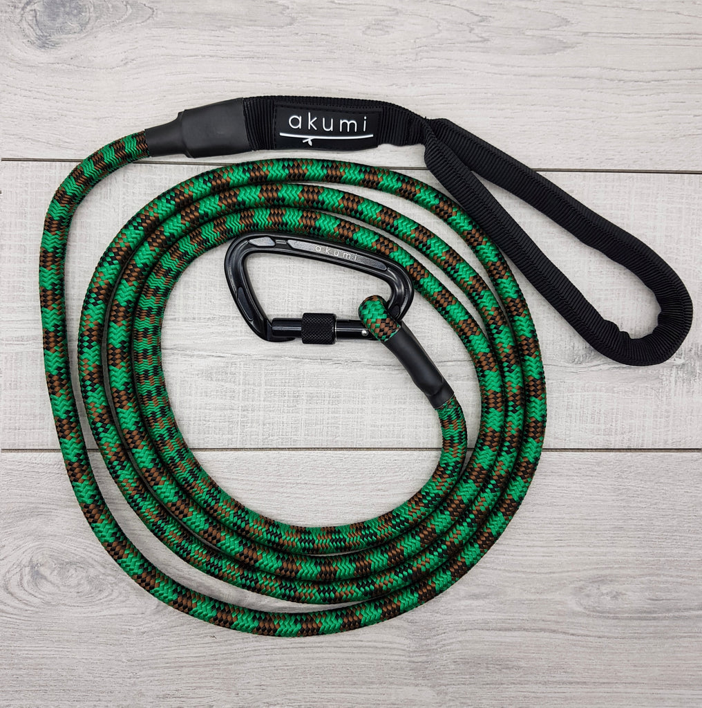 Commando Adventure Carabiner Rope Lead