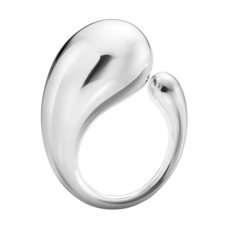 Georg Jensen Mercy Mega Ring - Sølv