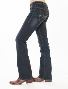 Cowgirl Tuff 'WINTER STORM' Jeans