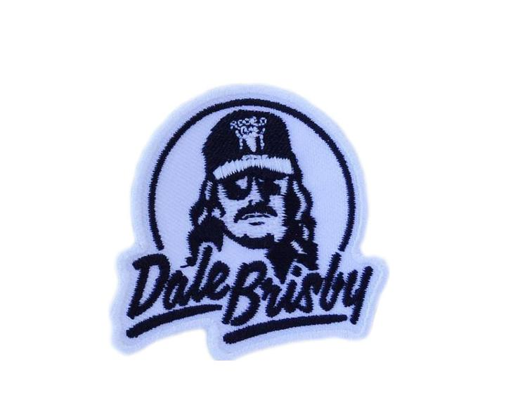 Dale Brisby Logo Patch