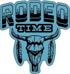 5c2bc6cb13122 Dale Brisby  RODEO TIME  Decal ...