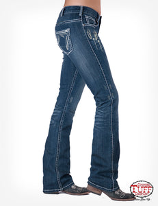 Cowgirl Tuff 'FLY' Jeans