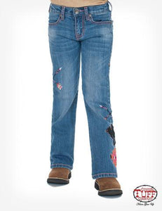 Cowgirl Tuff 'WILD AND WOOLY EXTREME' Jeans (Girls)