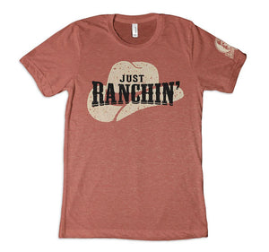 Dale Brisby clay just ranchin T-shirt