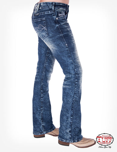 Cowgirl Tuff Good Vibe Jeans