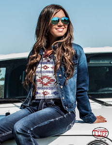 Cowgirl Tuff Denim jacket