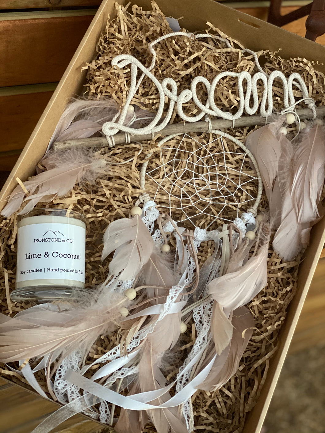 Dream catcher gift pack