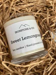 Ironstone & co Candle