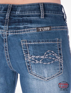 Cowgirl Tuff Touch of Class Jeans