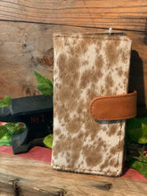 Broome iPhone 10/10s tan cowhide