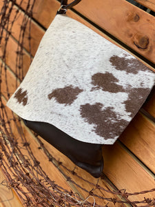 Wave Flap Bag, Prague Cowhide
