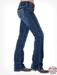 Cowgirl Tuff 'PATHFINDER' Jeans