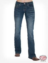Midnight Jewel Cowgirl Tuff Jeans