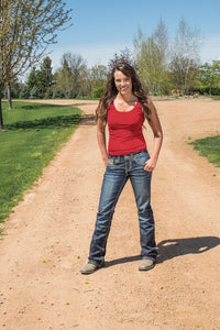Cowgirl Tuff 'NO LIMITS' Jeans