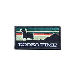 Dale Brisby 'RODEO TIME' Patch