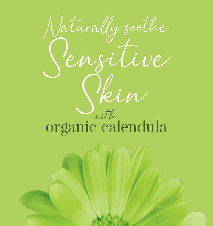 Naturally Soothe Sensitive Skin