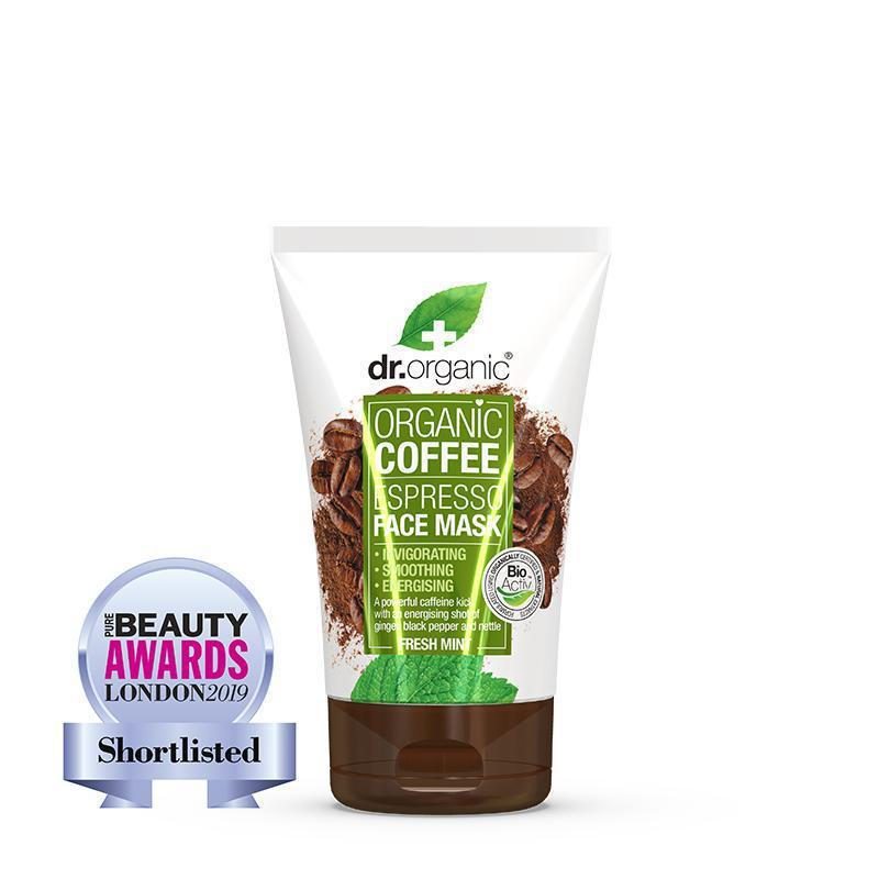 Coffee Mint Face Mask 125ml