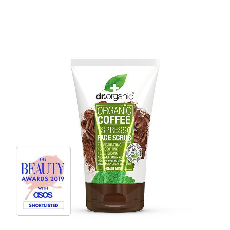 Coffee Mint Face Scrub 125ml