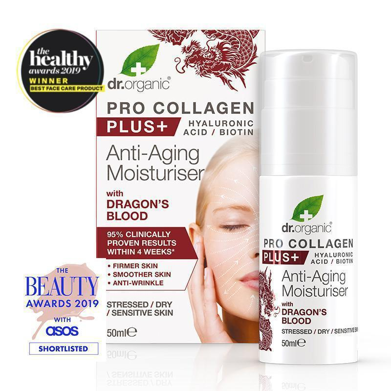 Pro Collagen+ Anti-Aging Moisturiser with Dragon's Blood 50ml