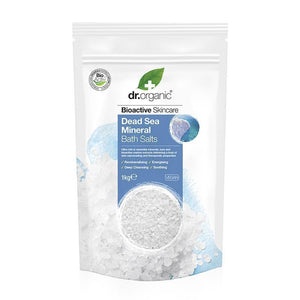 Dead Sea Mineral Bath Salts 1kg