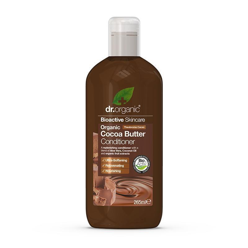 Cocoa Butter Conditioner 265ml - Dr Organic
