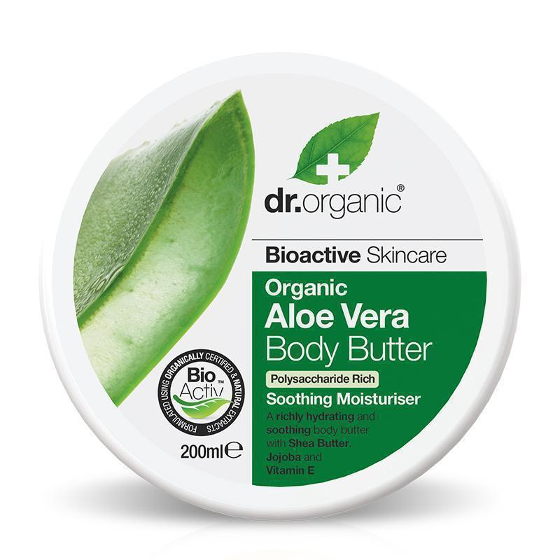 Aloe Vera Body Butter 200ml