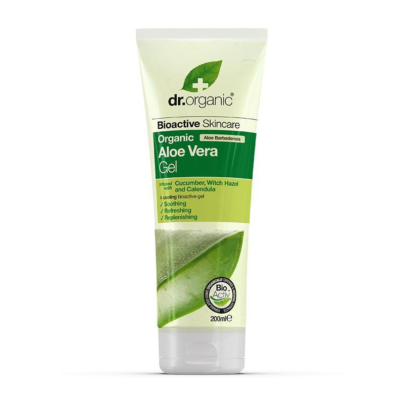 Aloe Vera Gel with Cucumber 200ml