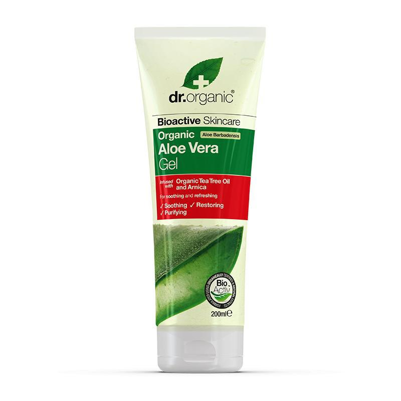 Aloe Vera Gel with Tea Tree 200ml