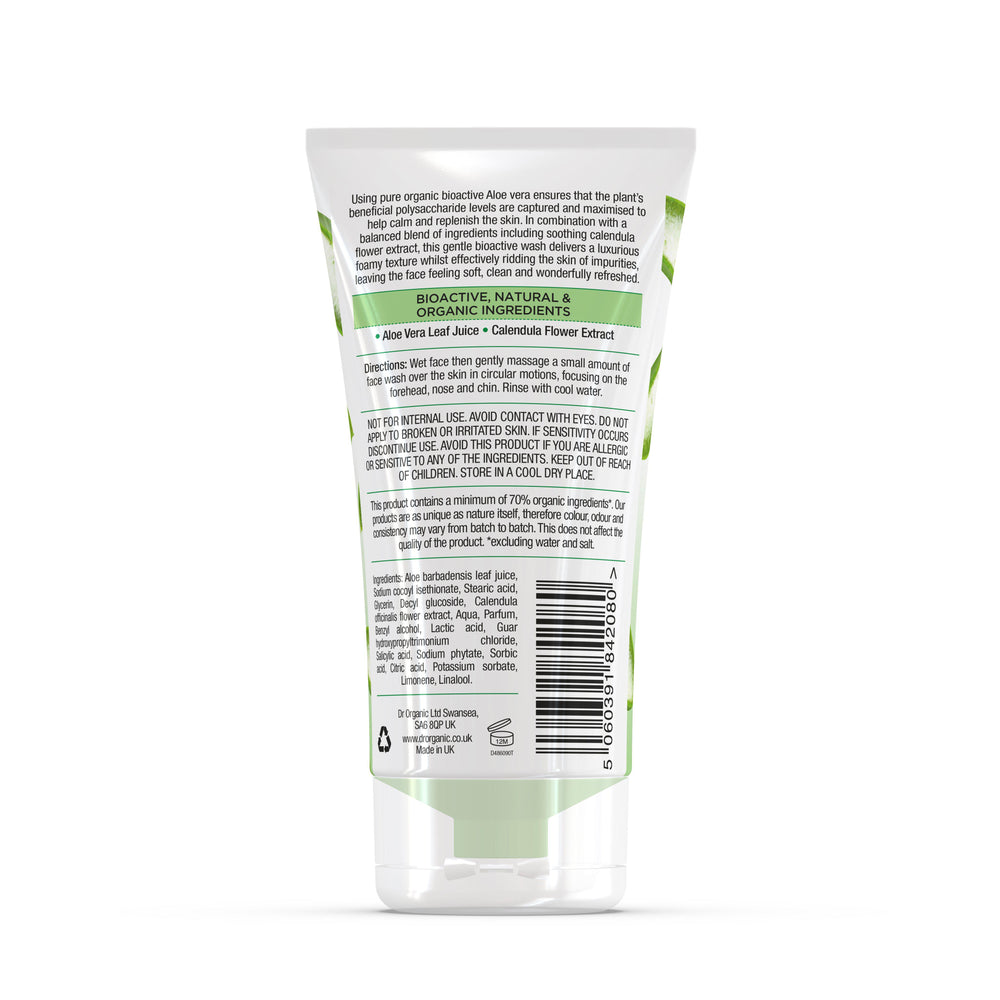 Aloe Vera Creamy Face Wash 150ml