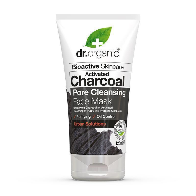 Charcoal Face Mask 125ml