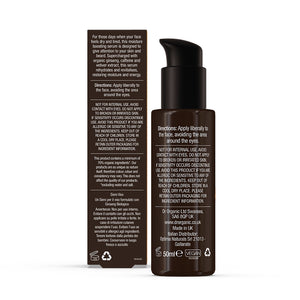 Ginseng - Mens Face Serum 50ml