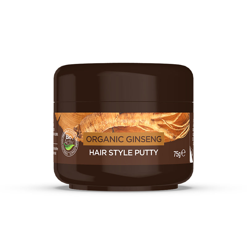 Ginseng - Mens Hair Style Putty 75g