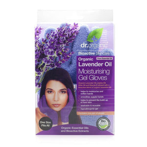 Lavender Moisturising Gel Gloves