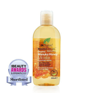 Manuka Honey Micellar Cleansing Water - Dr Organic