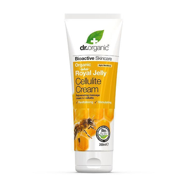 Royal Jelly Cellulite Cream 200ml - Dr Organic