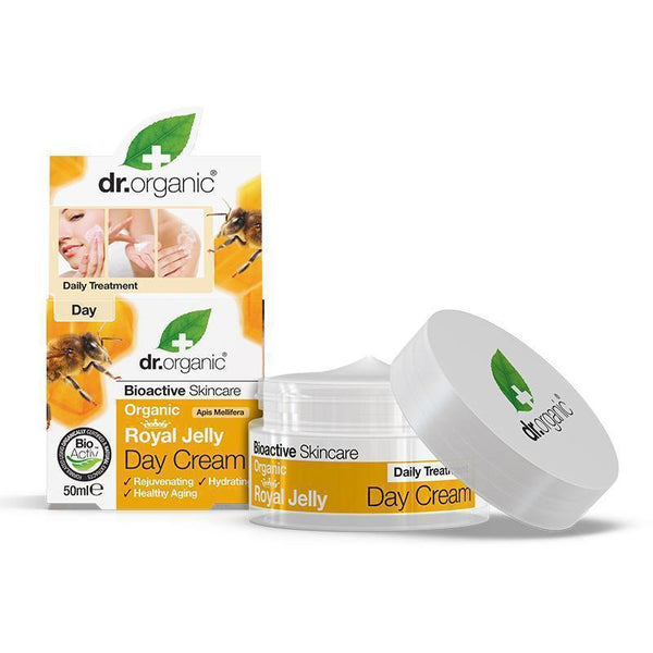 Royal Jelly Day Cream 50ml - Dr Organic