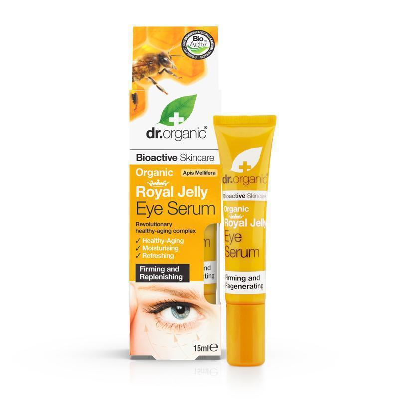 Royal Jelly Eye Serum 15ml - Dr Organic