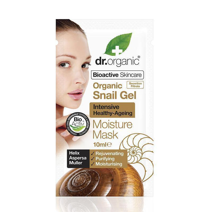 Snail Gel Moisture Mask 10ml Sachet
